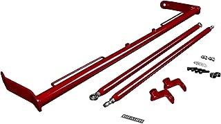 Braum - Red Gloss Harness Bar Kit for Chevrolet Camaro 2010-2015 (BRHB-50RG)