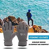 Zoom IMG-1 qkurt guanti da pesca inverno