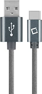 Cellet 56kohm Pull-Up Resistor Cable for Note 7, LG G4, LG V20, HTC 10, NEXUS 6P, NEXUS 5X, ONEPLUS 4 Ft DCA420GY