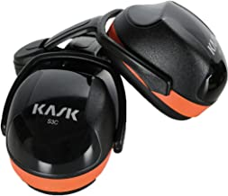 Kask SC3 Orange Ear Defenders (fits Super Plasma & Zenith Helmets)