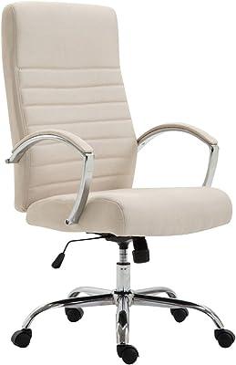 Bürostuhl XL Valais I Chefsessel Mit Stoffbezug Und