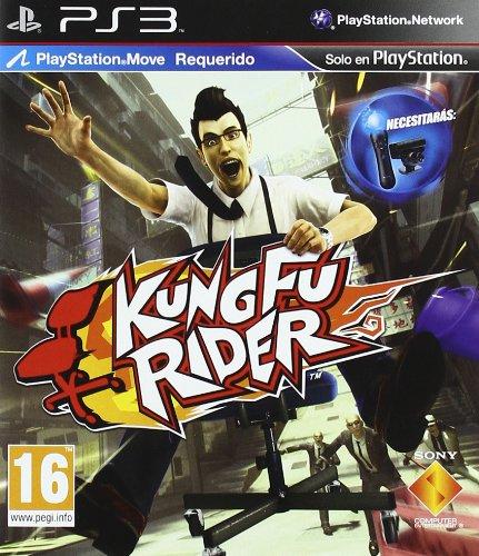 Sony Kung Fu Rider, PS3 PlayStation 3 videogioco