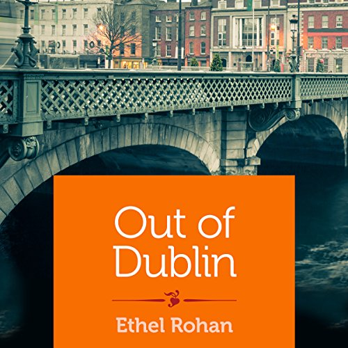 Out of Dublin audiobook cover art