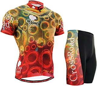 Cycling MTB Motorcycle Workout Sea Bubble Compression Sportwear Short Suit Yours_t_61