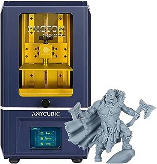 "ANYCUBIC Photon Mono SE Impresora 3D, UV con luz UV LCD SLA Resin Impresora 3D con pantalla LCD monocromática de 6"" 2K y s..."