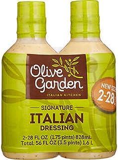 Olive Garden Signature Italian Dressing 2- 28oz