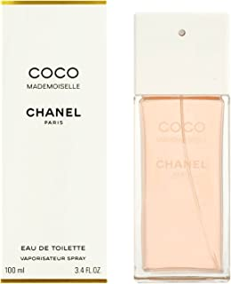 Chanel Coco Mademoiselle Eau de Toilette Spray for Women, 100 ml