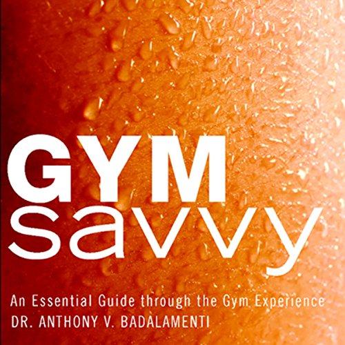 Gym Savvy audiobook cover art