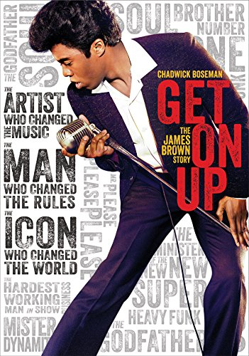 Get On Up [DVD]