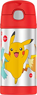 Thermos Funtainer 12 Ounce Bottle, Pokemon