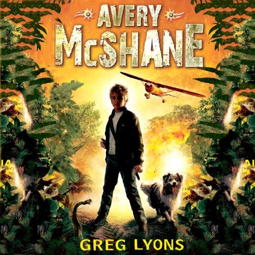 Avery McShane cover art