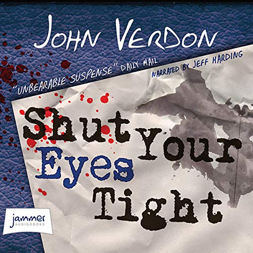 Shut Your Eyes Tight cover art