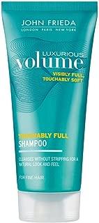 John Frieda Luxurious Volume Shampooing epaississant  50ml        Lot