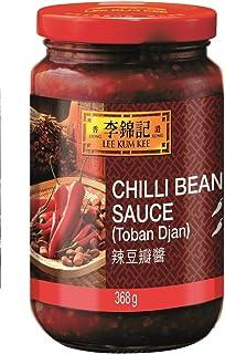 LEE KUM KEE Scharfe Bohnen Sauce 368g