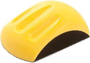 Kamenda 5 Inch Hand Schuurblok voor Haak & Loop Schuurpapier Hand Pad Polijsten Pad Schurende Gereedschap