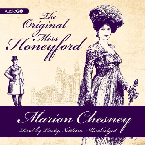 The Original Miss Honeyford audiobook cover art