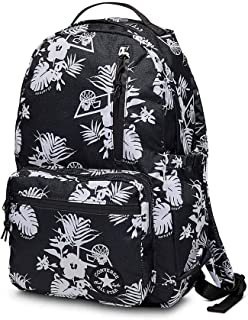 Converse Unisex Graphic Print Go Backpack (Black/White)