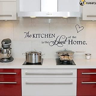Rotumaty 'The Kitchen' Quote Wall Stickers Kitchen &...