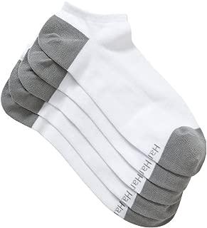 Hanes Men's Cotton Blend Trainer Socks (5 Pack)