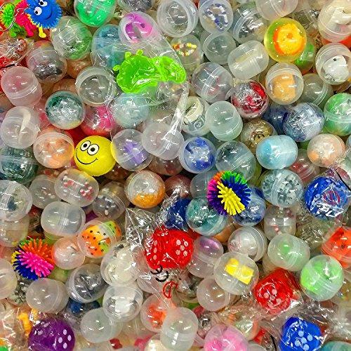German Trendseller® - 24 x Gefüllte Spielzeug - Kapseln ┃ 24 x Spielzeug ┃ Mitgebsel ┃ Der Hit auf jedem Kindergeburtstag