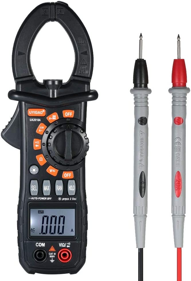 Fixed price for sale lifebea Metal Detector Digital Clamp Meter Counts 1999 Portable Max 70% OFF