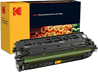 Kodak Supplies 185H136204 碳粉 5000 页 黄色 适用于 Hewlett Packard CLJM552 兼容 CF362A/508A