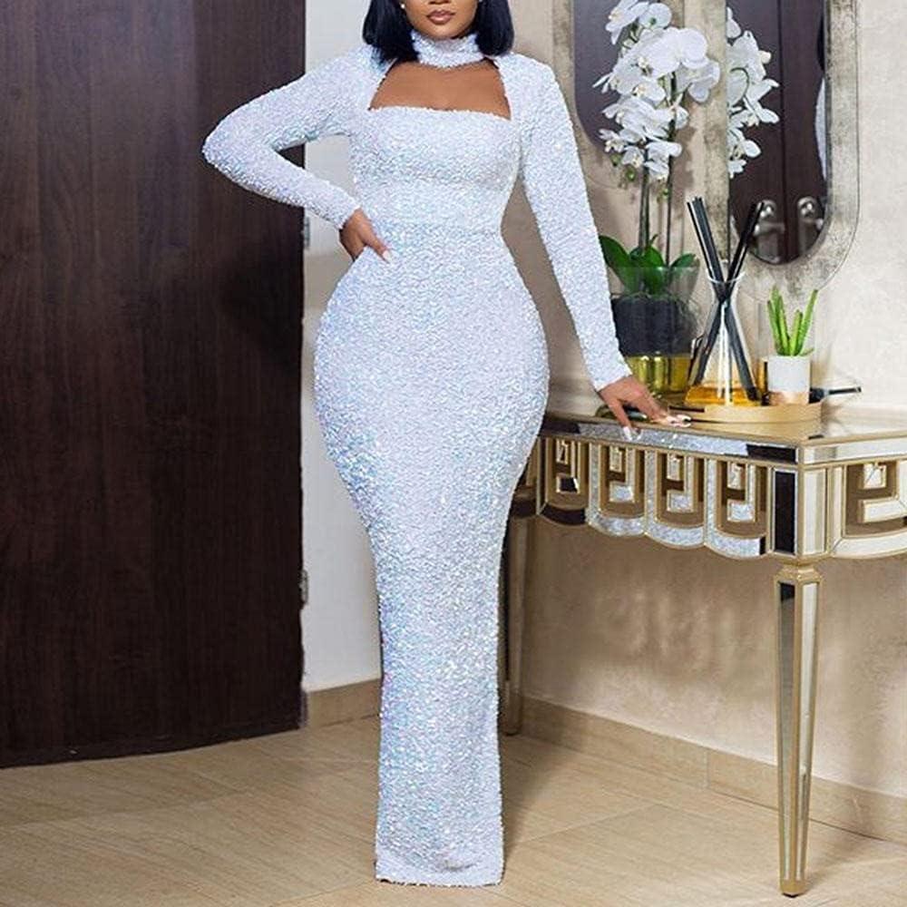 Uongfi Wedding Dresses for Bride Elegant Evening Dress Long Whit