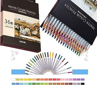 DL Premier Soft Core Colored Pencils, Soft, Thick Core Pencils, Assorted Colors, 36 Premium Quality (36)