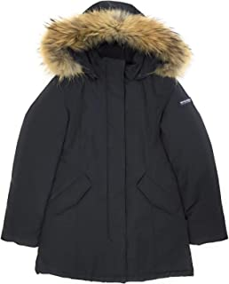 56f8f22e00e95a Woolrich Arctic Bambina WKCPS1973 Dark Navy Giubbotto Inverno 14 Anni