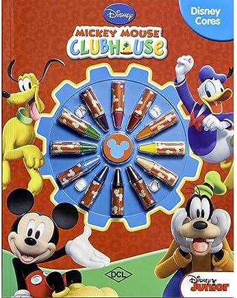 Mickey Mouse Clubhouse - Coleção Disney Cores