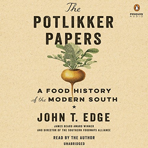 The Potlikker Papers audiobook cover art