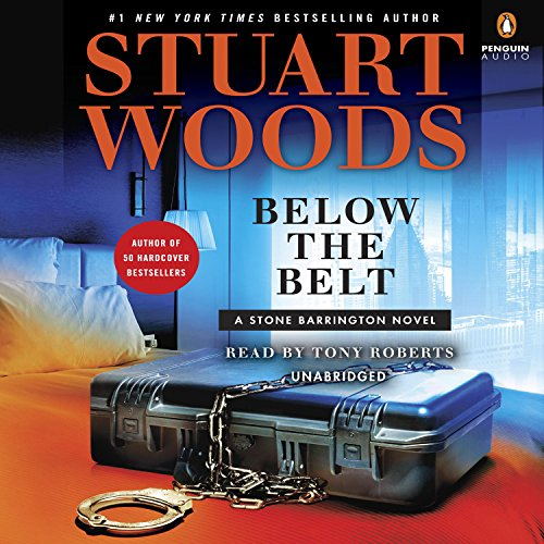Below the Belt audiobook cover art