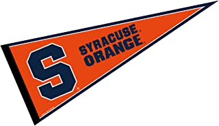 College Flags and Banners Co. Syracuse Pennant Full Size Felt