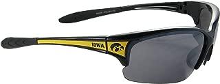 Sports Accessory Store Iowa Hawkeyes UI Black Yellow Elite Mens Sunglasses S7JT