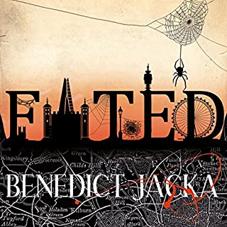 Fated     Alex Verus, Book 1              By:                                                                                                                                 Benedict Jacka                               Narrated by:                                                                                                                                 Gildart Jackson                      Length: 10 hrs and 33 mins     769 ratings     Overall 4.2