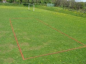 Spielfedlmarkierung - Badminton Court Linien