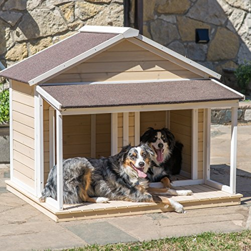Boomer & George Antique Large Dog House