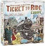 チケット・トゥ・ライド ヨーロッパ (日本語版)