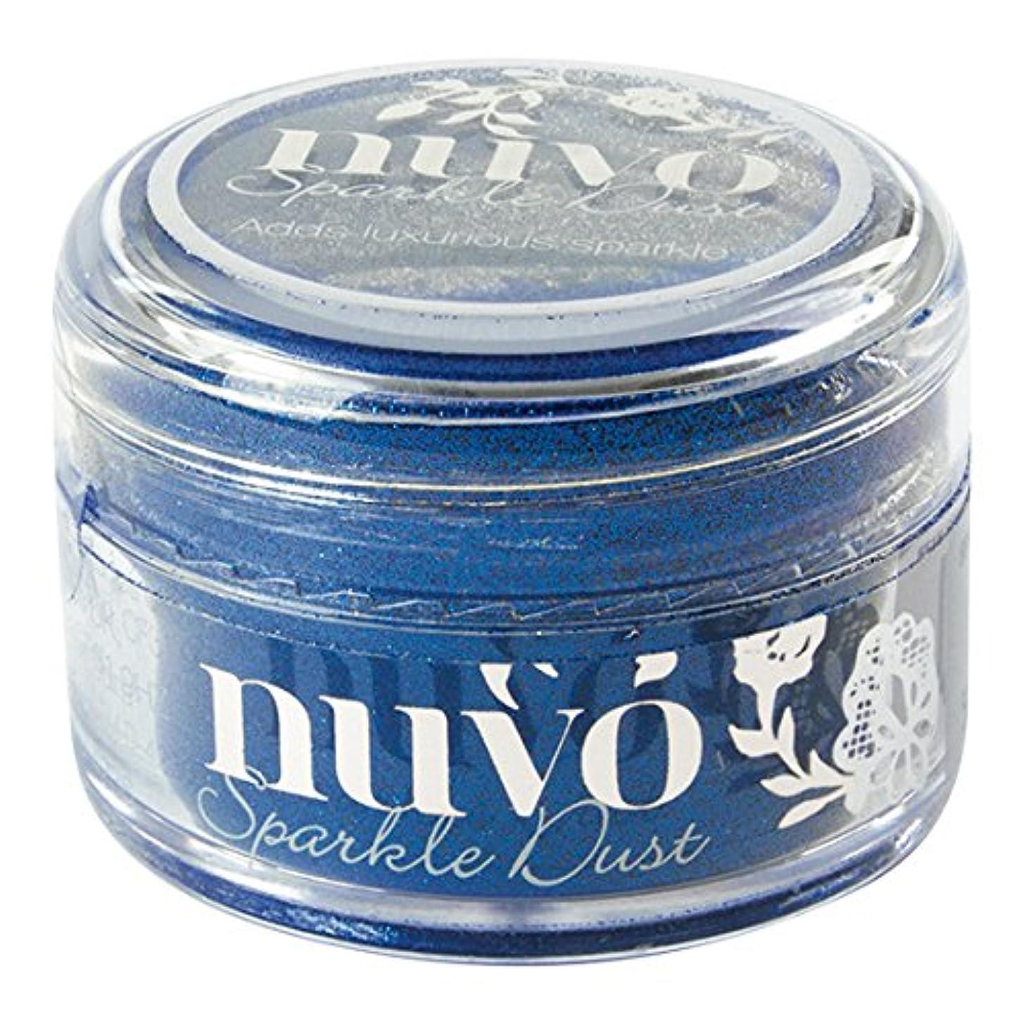 Nuvo Sparkle Dust - Electric Blue