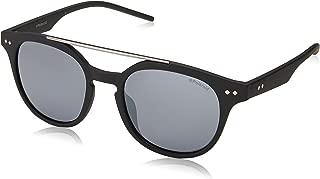 Polaroid Sunglasses Unisex-Adult Pld 1023/s PLD1023S Polarized Round Sunglasses, 0DL5/JB, 51 mm