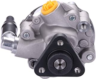 SCITOO Power Steering Pump Compatible for 2000 BMW 323Ci,2000 BMW 323i,2001-2006 BMW 325Ci, 2001-2005 BMW 325i,2000 BMW 328Ci,2000 BMW 328i,2001-2006 BMW 330Ci,2001-2005 BMW 330i Power Assist Pump