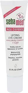 Sebamed anti-aging oogcrème Q10, oogverzorging met hyaluronzuur en fyto-peptiden tegen rimpels, anti-rimpel oogcrème voor ...
