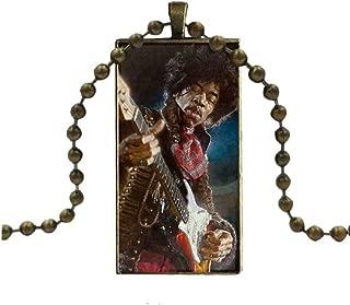 Electric Blues Innovator Jimi Hendrix 19