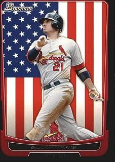 2012 Bowman International #57 Allen Craig St. Louis Cardinals MLB Baseball Card NM-MT
