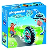 Playmobil Aire Libre-Speed Roller Color Azul Playset de Figuras de...