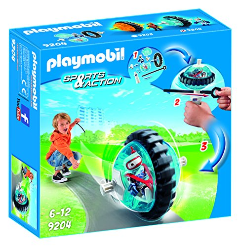 Playmobil 9204 Outdoor Action Roller Racer, Multi
