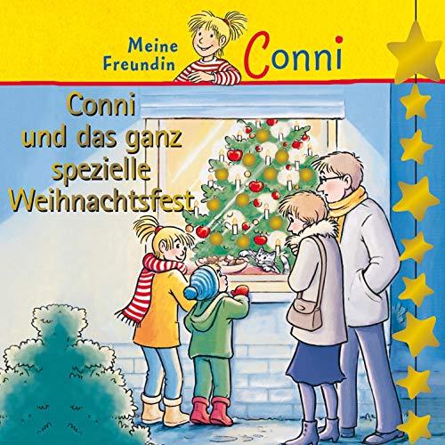 Couverture de Conni und das ganz spezielle Weihnachtsfest