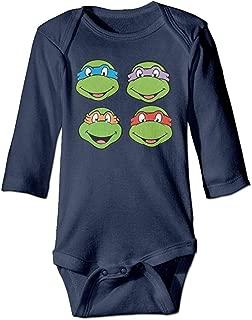 Nascb Body de bebé Tortugas Ninjas Mutantes Adolescentes ...