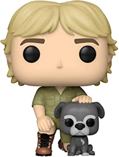 Funko Pop! TV: Crocodile Hunter - Steve Irwin with Sui