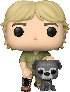 Funko Pop! TV: Cazador de cocodrilos - Steve Irwin con Sui